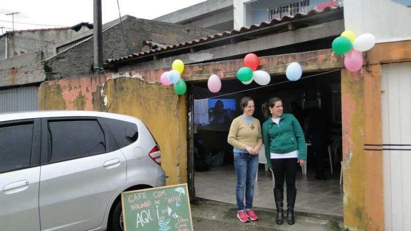 Café com bolinho de chuva (versão curitibana para o Show de Talentos) =)